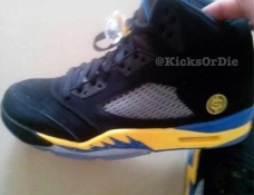 Black Laney V's